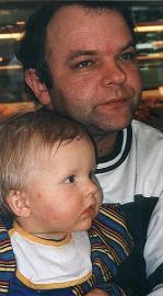 Kotzi & Ingo auf'm Maimarkt, Hanau, 15. Mai 1999