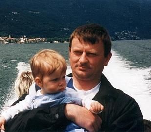 Leni & Käthe, Lago Maggiore, Juni 1999